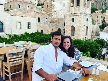 Lizzie + Niko: An FTLO Love Story (Greece Edition!)
