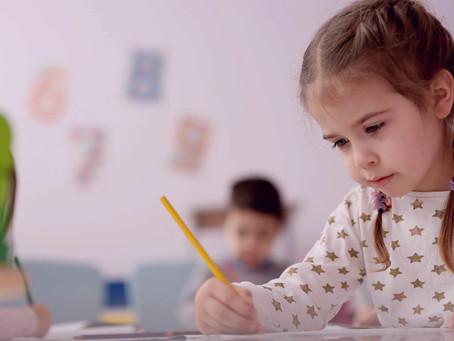 Bloggspecial - NPF och skolstart