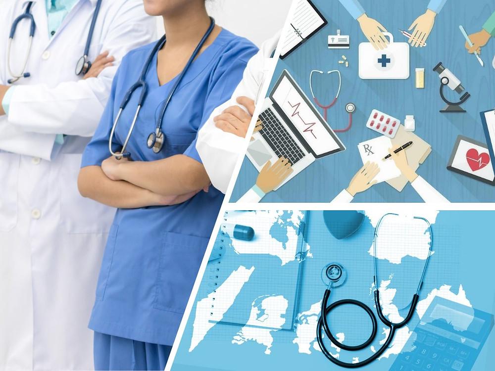 Medical Office Admin regulations