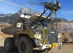 Tecnología trolley de Liebherr ahorrará 4.5 millones de litros de diésel por año en mina de hierro