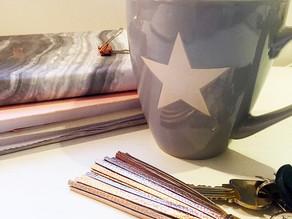 Dipped my tassel in my tea!