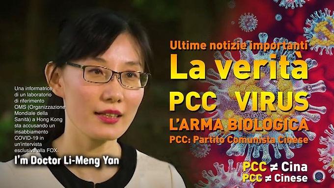 Intervista FOX con eroina scienziata-Dr.ssa Li-meng Yan: Non abbiamo molto tempo più.
