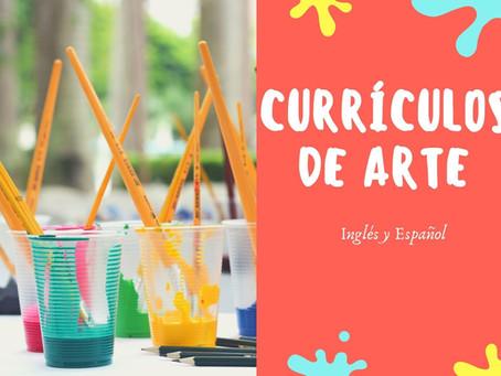 Currículos de Arte