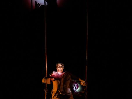 Interview avec Marie Mercadal pour la représentation : L'Inaccusée