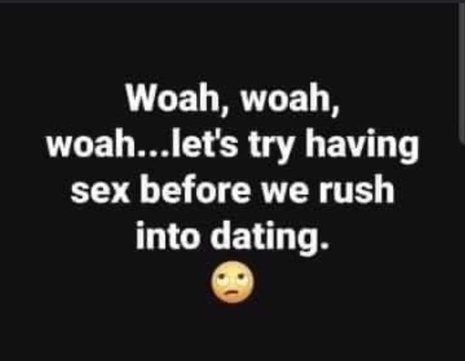 Funny Dating Memes