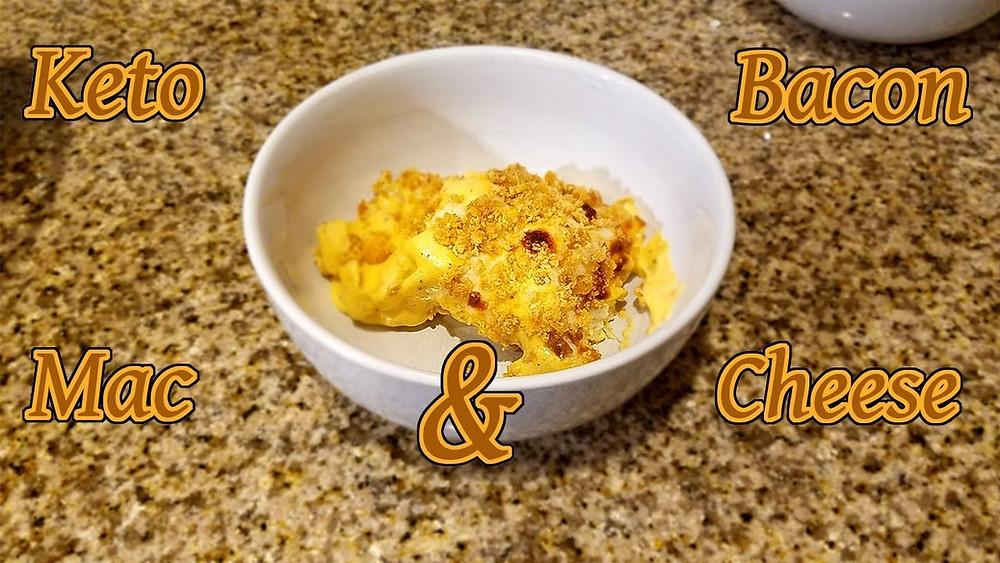 Keto Bacon Mac And Cheese Recipe