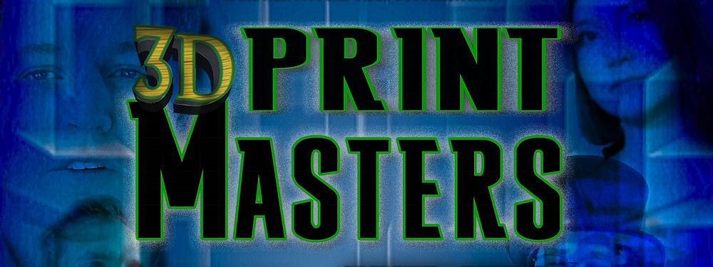 3D Print Masters, documentary, free with Prime
