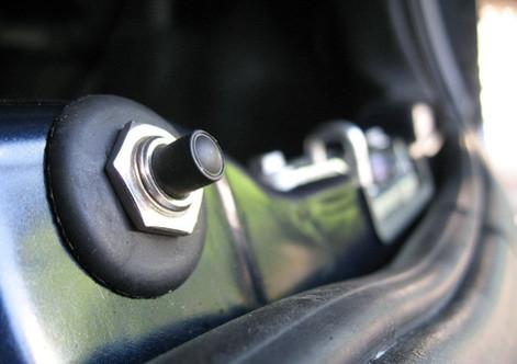Cuidados com as borrachas do seu carro