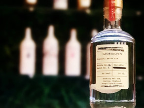Standby for Take-off! The Gin Kitchen Launches Ex46