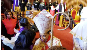Historic Succession Service of Archbishop Mary Floyd Palmer