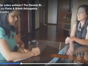 Celebrar o mês do autismo é também lutar por direitos. Por Daniele Bitetti