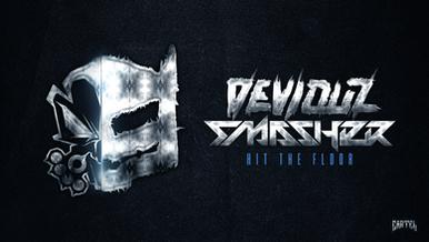 Deviouz vs The Smasher - Hit The Floor [CRT008]