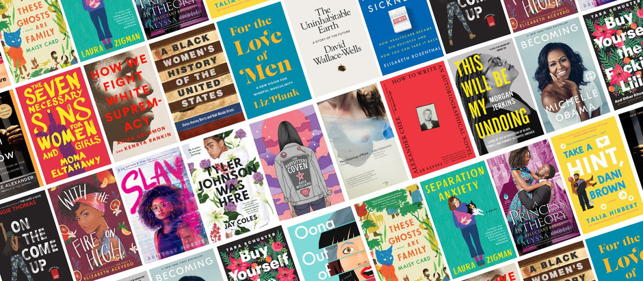 Mel's Favorite Books of 2020 So Far