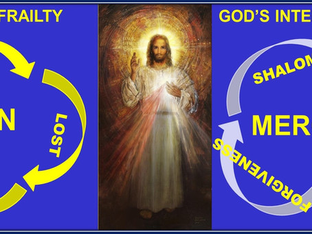 Easter: The Way of Divine Mercy