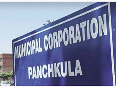 Panchkula MC demands pending Rs. 38 Crore from Huda