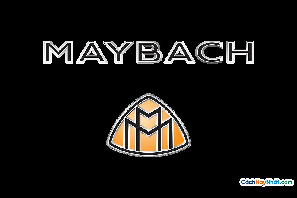 Logo Maybach PNG
