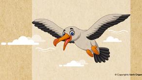 The endangered Albatross