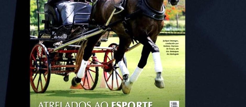 Revista Horse destaca a melhor capa da categoria Modalidade Esportiva