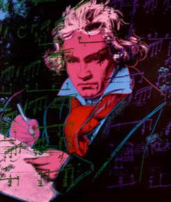 Beethoven on concert
