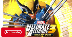 Marvel Ultimate Alliance 3: The Black Order Announced for Nintendo Switch
