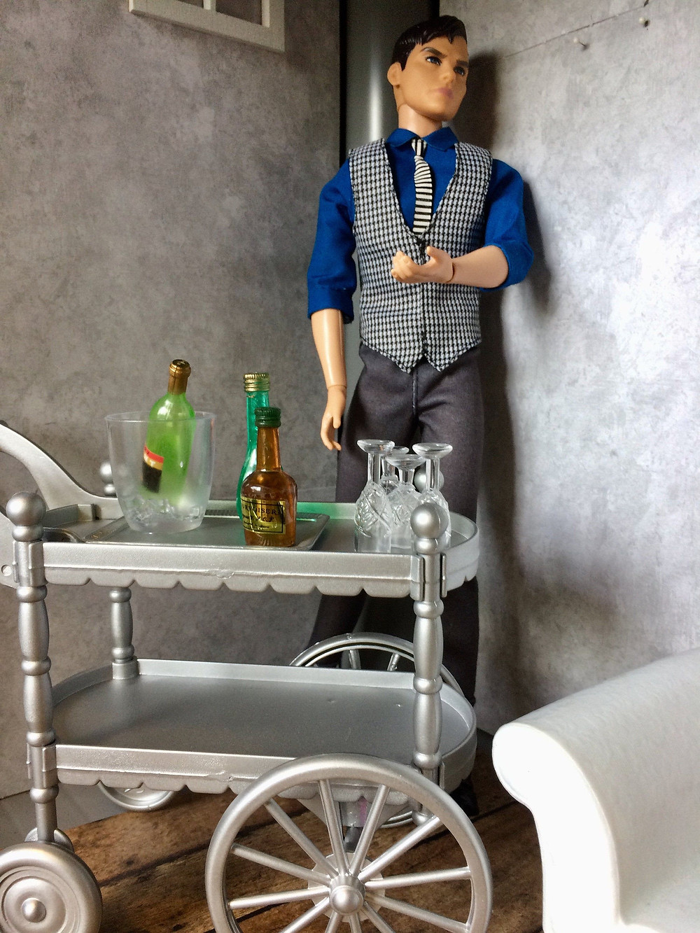 male doll party
