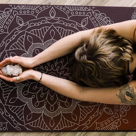 Spokane Yoga Branding Session