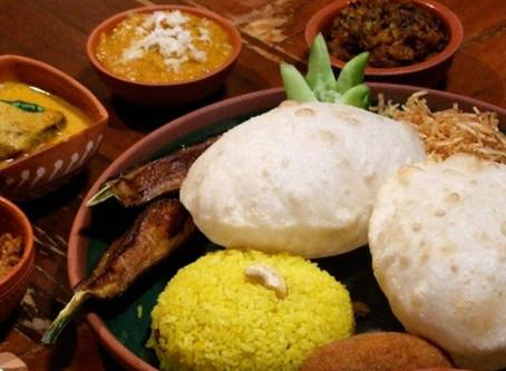 Bengali, Navratri & Non-Veg