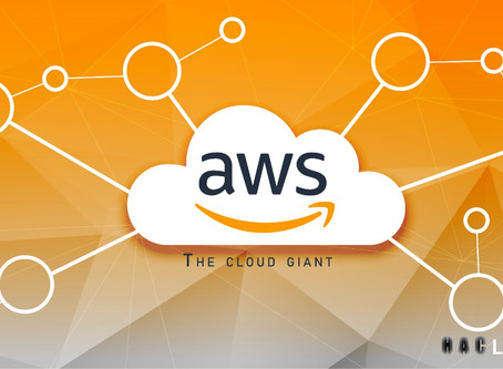 The Cloud Giant : Amazon Web Services