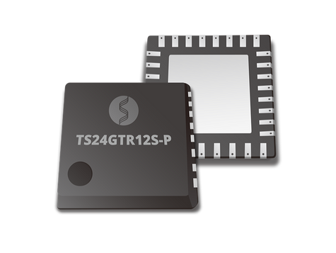 Terasilic launched 24GHz CMOS RADAR transceiver IC, TS24GTR12S-P.