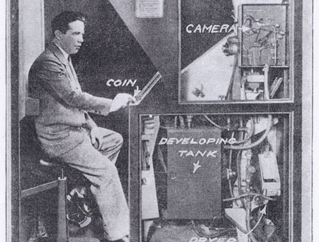 History of the Photo Booth