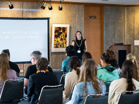 UH Hilo holds 2nd Annual Women in STEM Conference