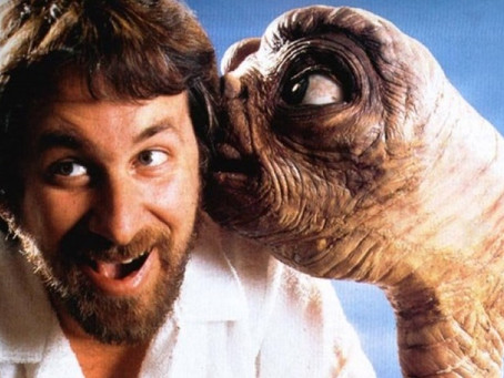 Mix Up Star: STEVEN SPIELBERG
