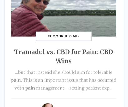 Do you trust The Bottom Line Magazine? Here's their take on CBD.