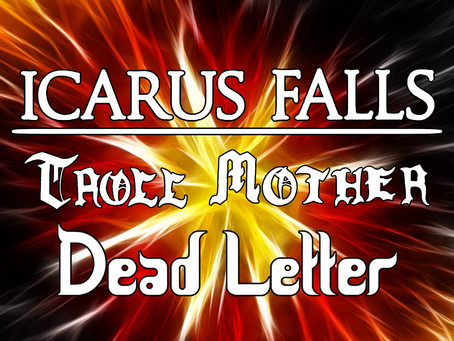 LARS Promotions Presents: The Rock Riot featuring Icarus Falls with Troll Mother and Dead Letter.