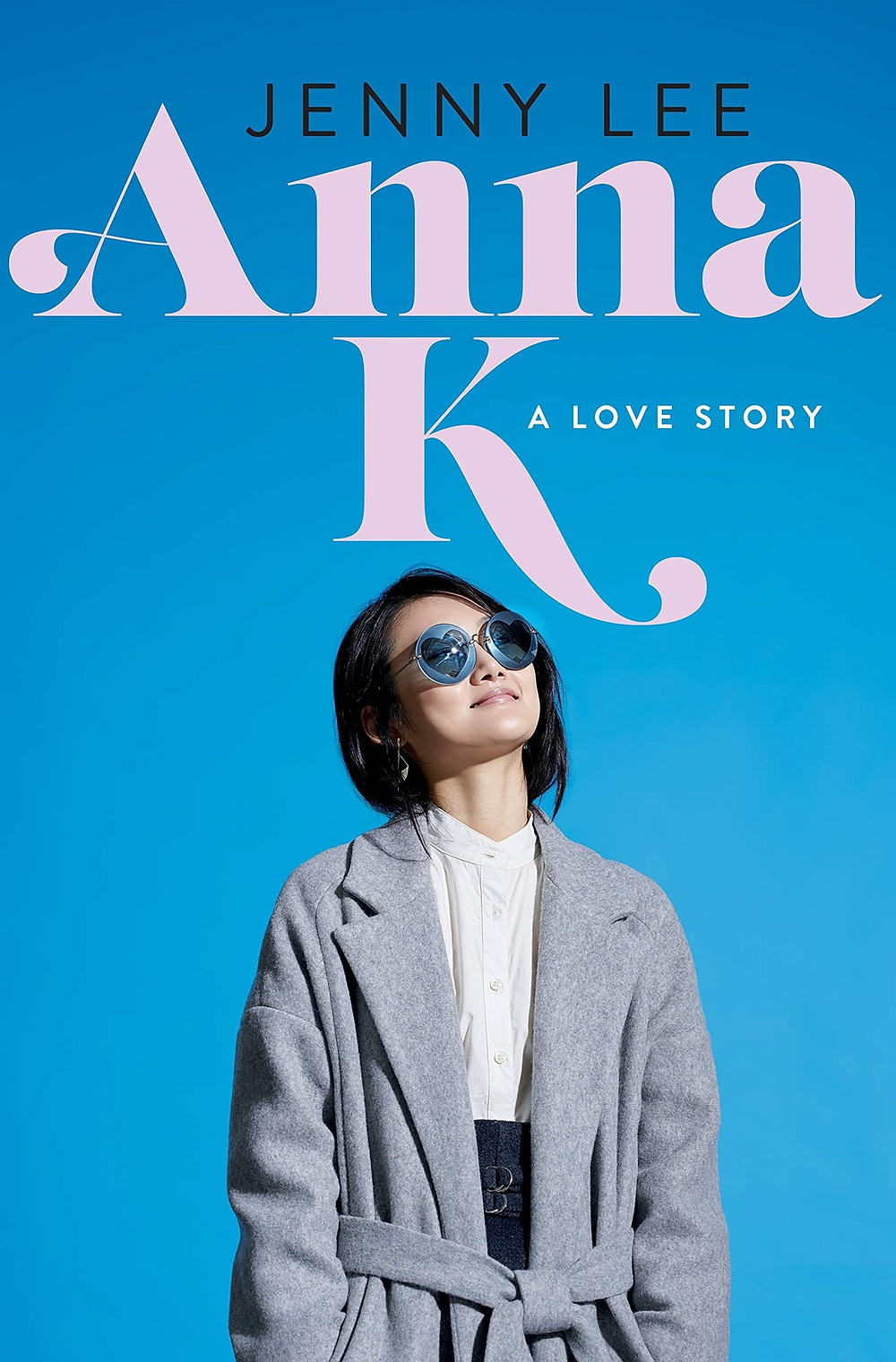Anna K by Jenny Lee thebookslut book reviews the book slut