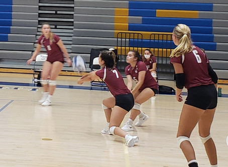 Lady Wildcats Sweep the Beavers