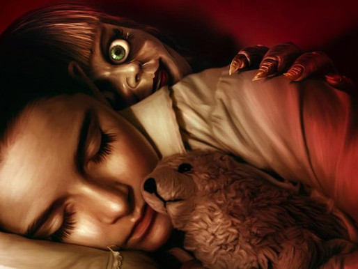 Annabelle Comes Home film review