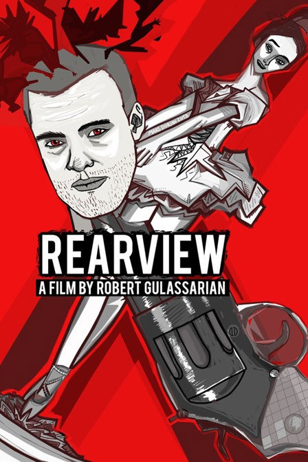 Poster for Rearview showing animation.