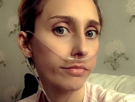 Carissa's B Cell Non-Hodgkins story