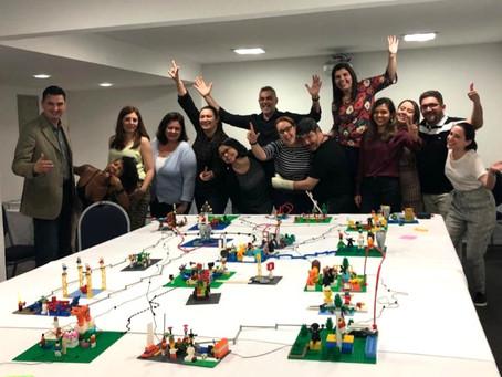Turma 13 de facilitadores LEGO® SERIOUS PLAY®