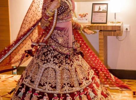 Wedding Dress Smile