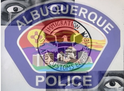 Albuquerque Cops Cooperate with ICE & Operation Relentless Pursuit Despite City's Sanctuary Policy