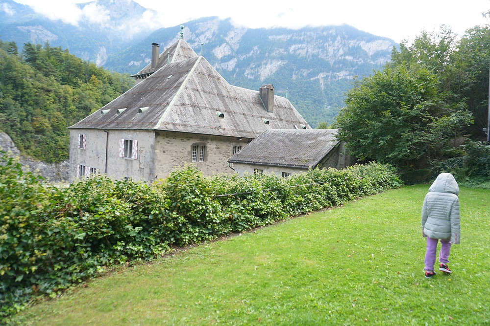 סנט מוריס שווייץ