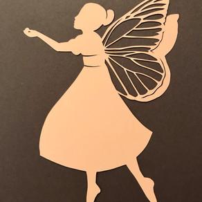 Papercut | The Pearl Fairy