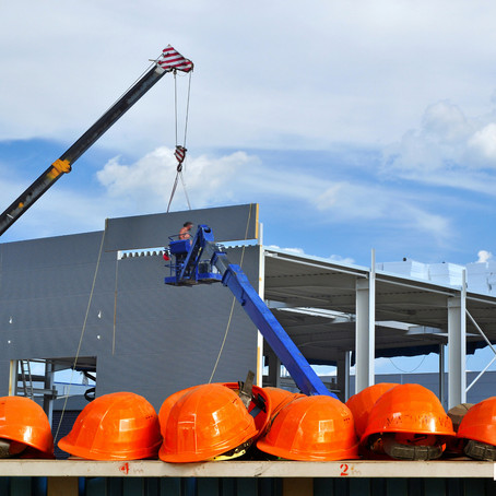 Warehouse Development Hitting Peak Levels