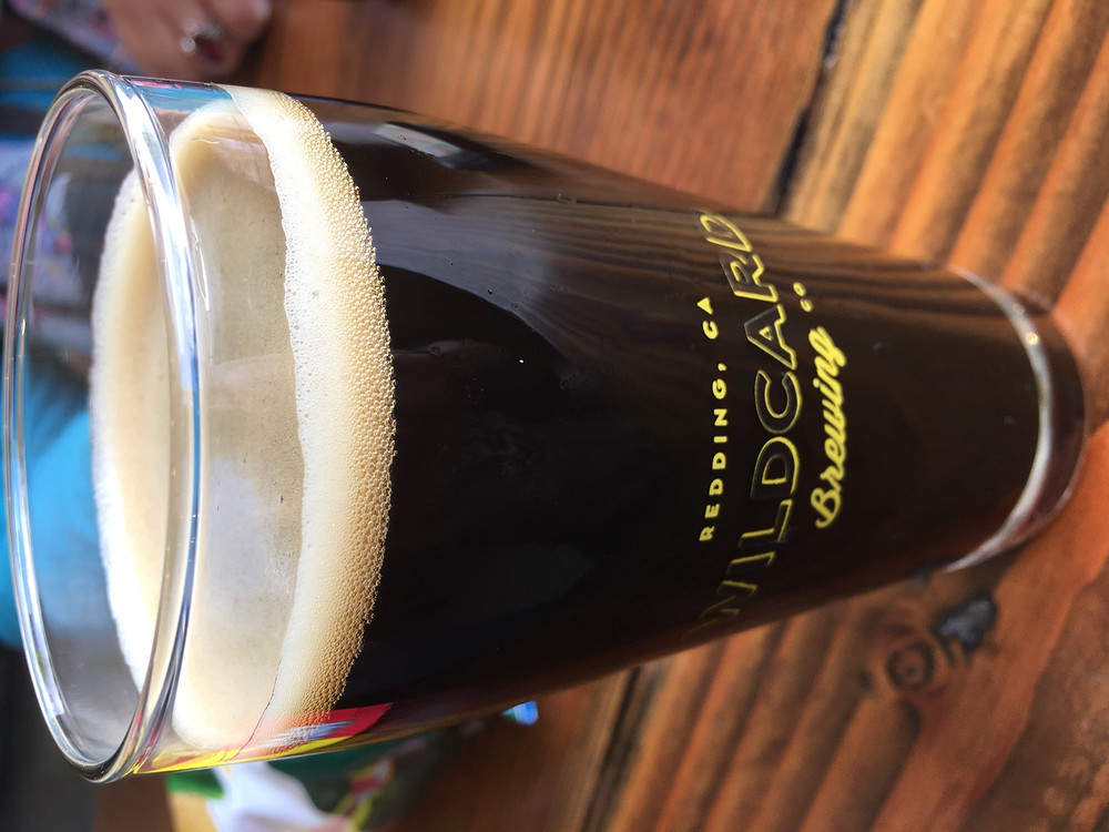 Oatmeal Porter | Tied House | Redding CA