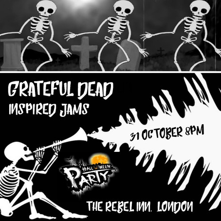 The Halloween Night Jam!
