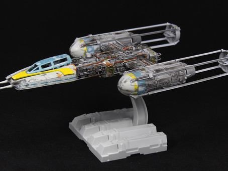 Y-Wing Gold Leader