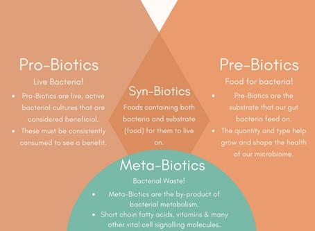 The Four Biotics