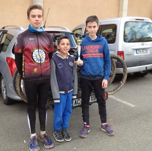 Rallye raid FFCT au Perréon